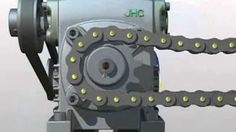 Sheet metal gears 7 - YouTube