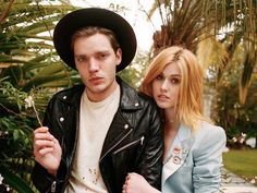 """Katherine McNamara on Twitter: """"Vintage vibes in the #YoungHollywoodIssue of @NylonMag w @DomSherwood1 ❉✧✺❥"""""""