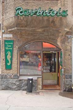 Ravintola Seahorse, Kapteeninkatu 00140 Helsinki - good local food but very slow service - ★★★☆☆ Helsinki, Great Places, Restaurants, Hotels, Sea, Traditional, Pictures, Food, Home Decor