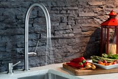 Picking the right sink and faucet is an important decision that is not easy. Faucets in particular can be tricky, as their performance is as important as their style impact.