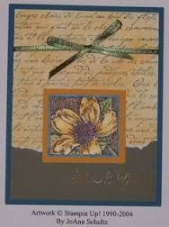 Image result for stampin up nature's wonders