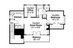Plan #124-935 - Houseplans.com