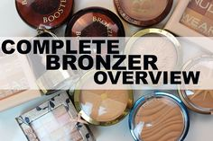 Complete Physician's Formula Bronzer Overview ~ Making Up the Midwest