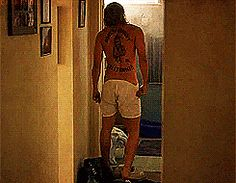 Charlie Hunnam's Back and Butt | Pictures | POPSUGAR Celebrity