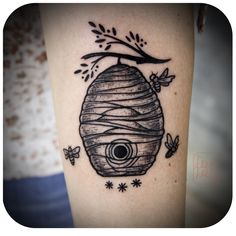 KateBeehive #tattoo