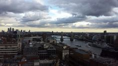 London view from the monument