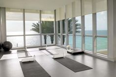 Private Practice: Exceptionally Designed Yoga Studios | California Home + Design
