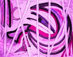 Culto al violeta (modificado). Jose Maria Aparicio