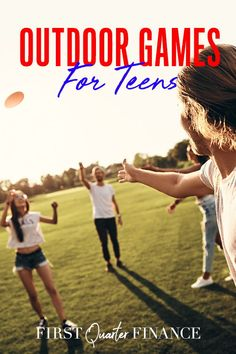 Check out our list of 10 outdoor games for teenagers. Get your kids away from th. - Check out our list of 10 outdoor games for teenagers. Get your kids away from th… … Check out our list of 10 outdoor games for teenagers. Get your kids away from th… Outside Party Games, Outdoor Party Games, Teen Party Games, Outdoor Parties, Outdoor Youth Games, Outdoor Fun, Fun Teen Games, Group Games For Teenagers, Outdoor Games For Teenagers