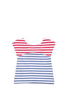 toddler's stripe top