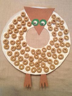 O is for Owl Craft Project