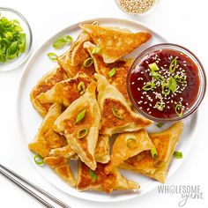 Crab Rangoon Filling, Crab Rangoon Recipe, Low Carb Appetizers, Appetizer Recipes, Recipe With 10 Ingredients, Sugar Free Ketchup, Coconut Chocolate Chip Cookies, Recipes For Beginners, Diet Recipes