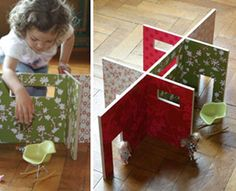 another fun doll house idea