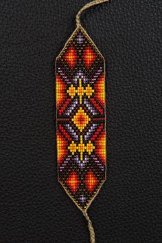 Fire of Life Bracelet by myilumina on Etsy