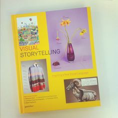 Visual Storytelling - http://www.amazon.co.uk/Visual-Storytelling-Inspiring-New-Language/dp/3899553756