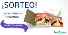 ¡Gana un Smartbox!