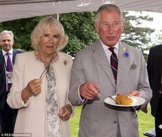 The Duchess and the Prince of Wales want their new chef to only cook them organic food (pi...
