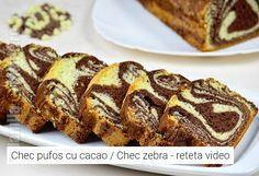 Afternoon Tea Cakes, Romanian Food, Sweet Bread, Yummy Cakes, Deserts, Good Food, Food And Drink, Favorite Recipes, Sweets