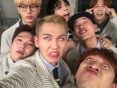 kpop, memes and btob image on We Heart It Im Hyunsik, Sungjae Btob, Minhyuk, K Pop, Btob Members, Born To Beat, Nct, Jimin, Wattpad