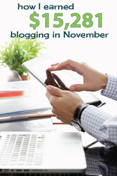 November 2016: Blog Net Income Report - So Over This