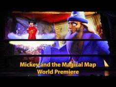 Mickey and the Magical Map World Premiere - Fantasyland Theatre - Disneyland Resort