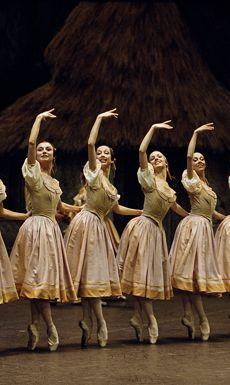 Dance Ballet   Paris Opera Ballet