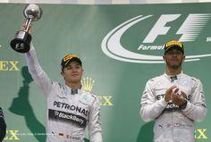 Nico Rosberg, Lewis Hamilton, Mercedes, Suzuka, 2014