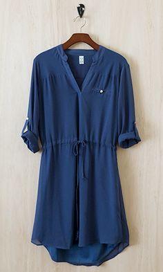 (http://www.shopconversationpieces.com/skyscrapers-and-stilettos-shirt-dress-steel-blue/)