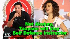 No more Akshay, Taapsee will play Self Defence instructor , http://bostondesiconnection.com/video/no_more_akshay_taapsee_will_play_self_defence_instructor/,  #AkshayKumar #akshaykumarinGold #akshay-taapsee #babymovie #judwaa2 #judwaasequel #naamshabanamovie #Pink #salmankatrina #SalmanKhan #taapseeinbikni #TaapseePannu #taapseereplacesakshay #VarunDhawan