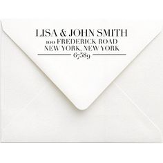 rsvp return address stamp wedding invitation stamp envelope
