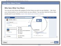 Facebook Adds Privacy Settings | Snaglur