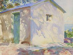 Sargent, Light & Shade Corfu