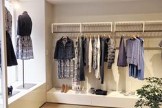 Comptoir des Cotonniers Spring/Summer 2015 Collection with Adrian Hogan