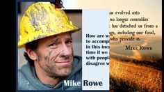 12 Best Motivating and Inspiring Quotes by Mike Rowe