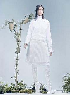 Craig McDean's The Whites of Spring | Trendland: Fashion Blog & Trend Magazine