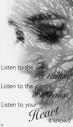 Listen to your heartt <3