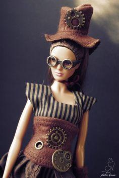 Barbie Doll Bubble SUNGLASSES Glasses Goggles ~ Pink Yellow Smokey ~ *CHOOSE*
