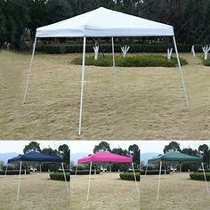 I just saw this and had to have it Tangkula 10'X10′ EZ POP UP Tent Gazebo Wedding Party Canopy Shelter Carry Bag you can {read more about it here http://bridgerguide.com/tangkula-10x10-ez-pop-up-tent-gazebo-wedding-party-canopy-shelter-carry-bag/