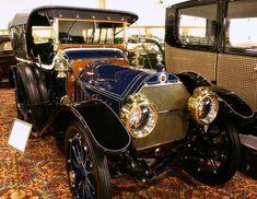 1912 Alco Retro auto #Old#Auto#Machine