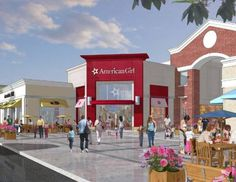 American Girl store coming to Easton Town Center in Columbus - June 22! This is the first and only store in #Ohio!