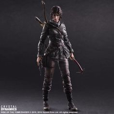 movies toys on sale at reasonable prices, buy The Tomb Raider Action Figure Lara Croft Play Arts Kai Toys Anime Movie Toys Rise of The Tomb Raider Playarts Lara from mobile site on Aliexpress Now! Tomb Raider Lara Croft, Kai, Rise Of The Tomb, People News, New Journey, Before Us, Action Figures, Collection, Statues
