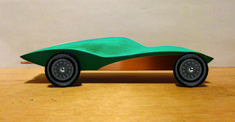 Pinewood Derby Templates, Pinewood Derby Cars, Toyota Hybrid, Girl Scout Leader, Wooden Car, Girl Scout Crafts, Brownie Girl Scouts, Racing Stripes, Crafts For Girls