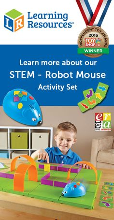 News just in! Our Code & Go Robot Mouse Activity Set has been awarded bronze in the Educational category at the Independent Toy Awards! This engaging kit provides a hands-on introduction to primary coding and programming while supporting STEM learning #STEMLearning #PrimaryCoding #AwardWinner #LoveLearning