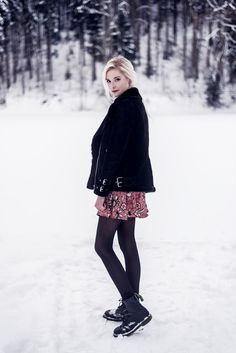 Faye Winter Wonderland #2 | My friend and blogger Faye wearing For Love & Lemons in snowy Switzerland For Love And Lemons, Winter Wonderland, Switzerland, Sequin Skirt, Fashion Photography, Skirts, How To Wear, Skirt, High Fashion Photography
