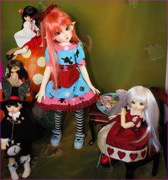 free Alice Dress Pattern