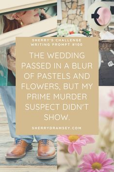 Writing Prompt - The wedding passed in a blur of pastels and flowers, but my prime murder suspect didn't show. Make Money From Home, Way To Make Money, How To Make, Scratch Off Tickets, Entrepreneur Quotes, Inspiration Entrepreneur, Success Mindset, Im Trying, Virtual Assistant