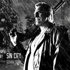 Film Önerisi : Sin City (Günah Şehri), 2005. #koseliobjektif #instagram #facebook #twitter #youtube #pinterest #film #sinema #fragman #movie #cinema #trailer #films #movies #trailers #imdb #sincity #gunahsehri