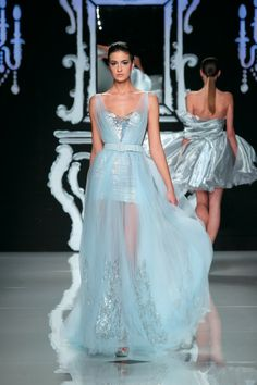 Abed Mahfouz - Haute Couture Collection Spring - Summer 2012