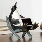 Found it at Wayfair - Chillin Penguin Cell Phone Holder with Bluetooth Speaker