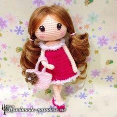 Amigurumi Sweet Doll-Free Pattern - Amigurumi Free Patterns